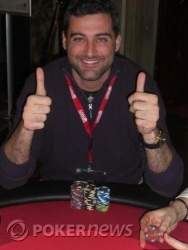 Cristiano Blanco naviga a 60.000