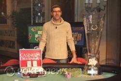 Stefano Moresco - Vincitore de La Notte del Poker