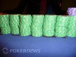 Le chip verdi da 25 ora rimosse dal gioco