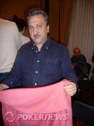 Griorgio Salemi out