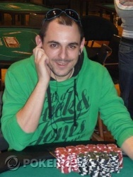 Luca Franchi - Chip Leader fine day 2