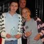 De finalisten Kowis, Stoffers en Bakker