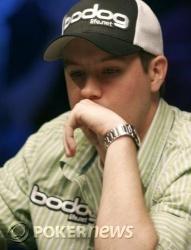 Grant Hinkle, winnaar van Event #2