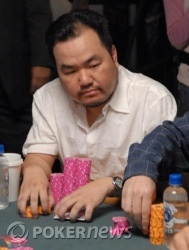 Thang Luu, winnaar van Event #6