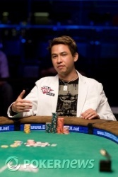 Kenny Tran, winnaar event 25