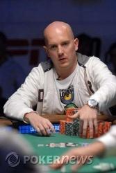 Jesper Hougaard wint event 36