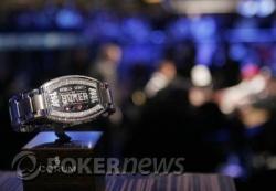 In november zullen de spelers terugkeren om de bracelet te gaan winnen