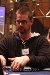 Steven van Zadelhoff tijdens dag 1A