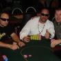 Team PokerNews: Ronald vd Linde, Frank