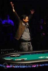 Tony is the champion!