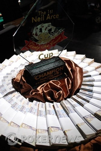 Dirty Ice Cream Cup Trophy