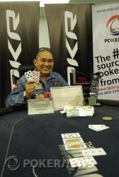 Mark Pagsuyuin is the champion!