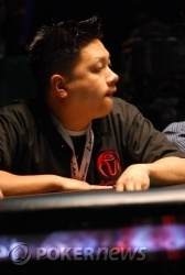 Binh eyes Gordon's stack