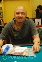 Day 2 Chip Leader: Eric Cheung