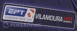 EPT Vilamoura: el que es eliminado, puede jugar al golf todo el día