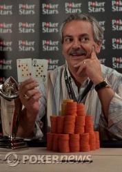 Antonio Matias ganador del PokerStars EPT Vilamoura 2009