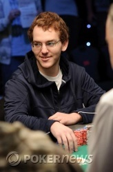 Harrison Gimbel, campeón del PCA