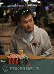 Mark Ketteringham takes 5,800,000 in chips into Day 6 action