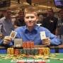 Joshua Tieman, a WSOP Champion