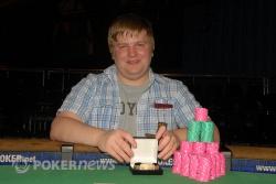 Peter Gelencser - Champion!