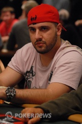Michael Mizrachi is in the pole position