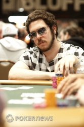 Yuval Bronstein finds a third seven on seventh