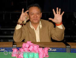 Men Nguyen wins seventh WSOP bracelet