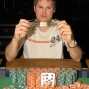 Simon Watt, winner event 11