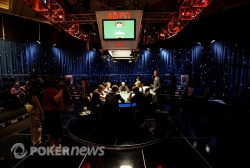 The Final Table is now underway