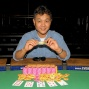 Yan Chen, WSOP $1,500 2-7 Draw Lowball Champion