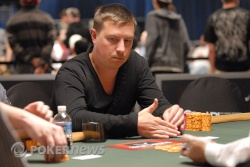 Vladimir Schmelev continues his great run at the 2010 WSOP