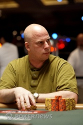 Gerald Domagalski eliminated in 11th place