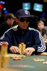 Daniel Duong eliminated in 10th place