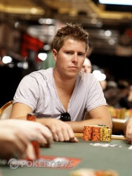 Jasper Wetermans eliminated in 13th place, along with Christopher Brammer in 14th place