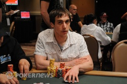 Chip Leader - Jason DeWitt