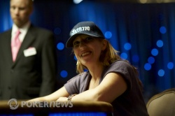 Vanessa Hellebuyck - Event No. 22 Champion