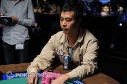 """Yueqi """"Richard"""" Zhu - 3rd place"""
