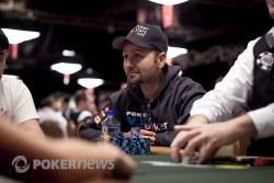 Daniel Negreanu - 15th Place