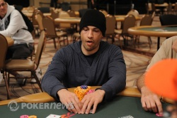 Maxwell Troy - Chip Leader