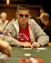 Tad Jurgens - 18th place