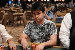 Dimitrii Valounev, eliminated in 13th place