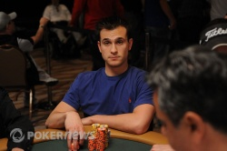 Kevin Iacofano, eliminated in 14th place