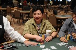 David Chiu now leading