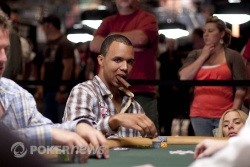 Another day in the office for the great Phil Ivey