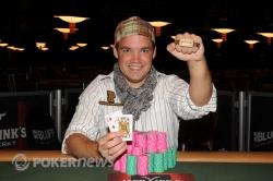 Valdemar Kwaysser, Event #38 champion