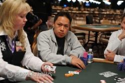 John Nguyen out