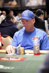 No final table for Kevin Schaffel