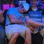 Joe Cada having a final table nap