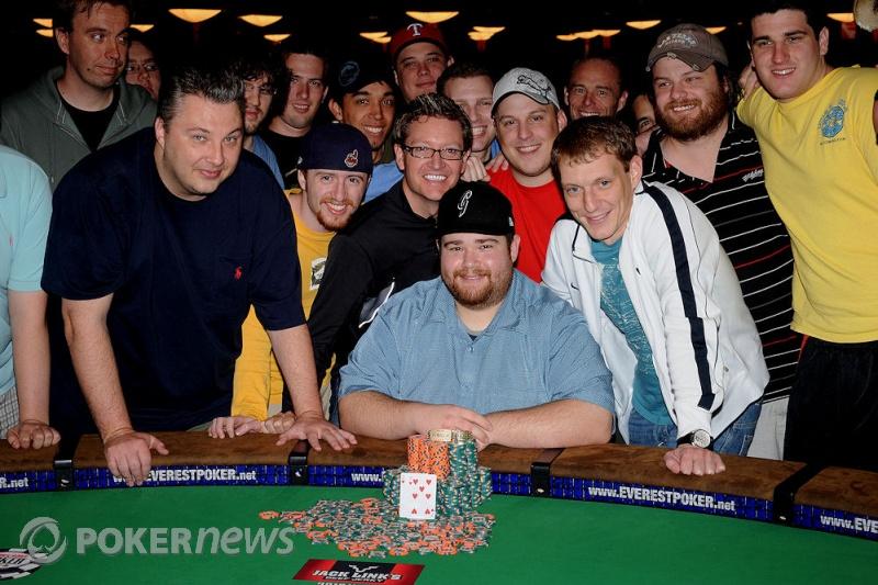 Jesse Rockowitz and friends