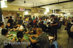 FPT Live Poker Action